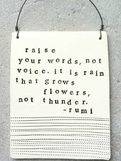 Great Rumi Quote
