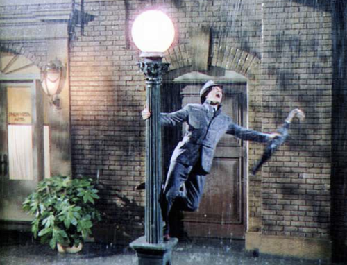 I'm Singin and Dancin in the Rain!!!