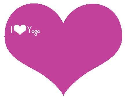 I Heart Yoga
