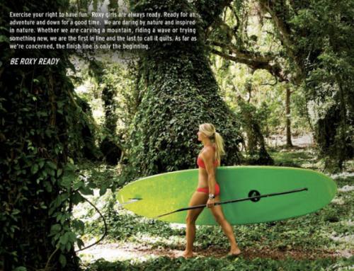 Beach Fever Bikini - Perfect for some SUP!