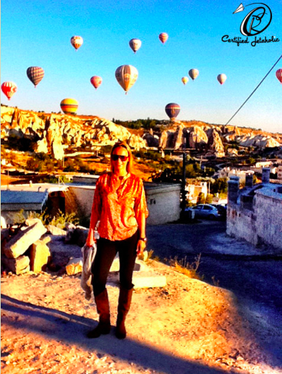 Hot Air Ballooning in Turkey? Yes Please!