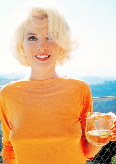 Cheers to you, darling!