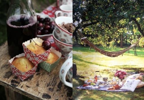 Dreamy day picnic please…source
