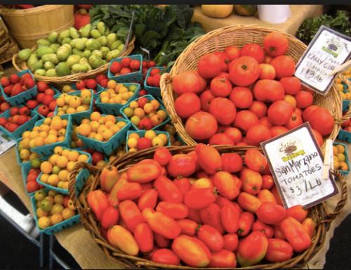 Leucadia Farmer's market…source