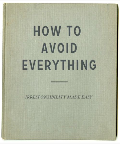 Best book title ever. May need to track this down...