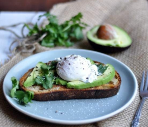 Avo/egg perfection