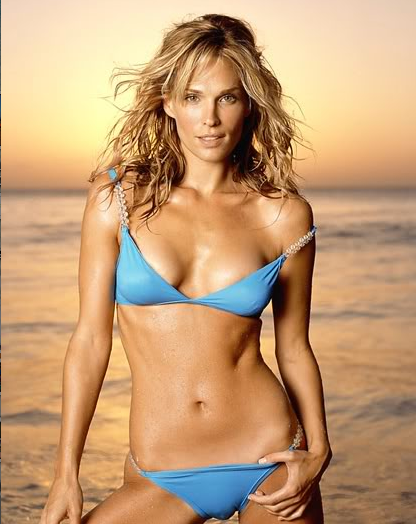Molly Sims, my wannabe doppelgänger, maybe next time around!