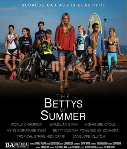 The Bettys of Summer, photo by Breedfreak